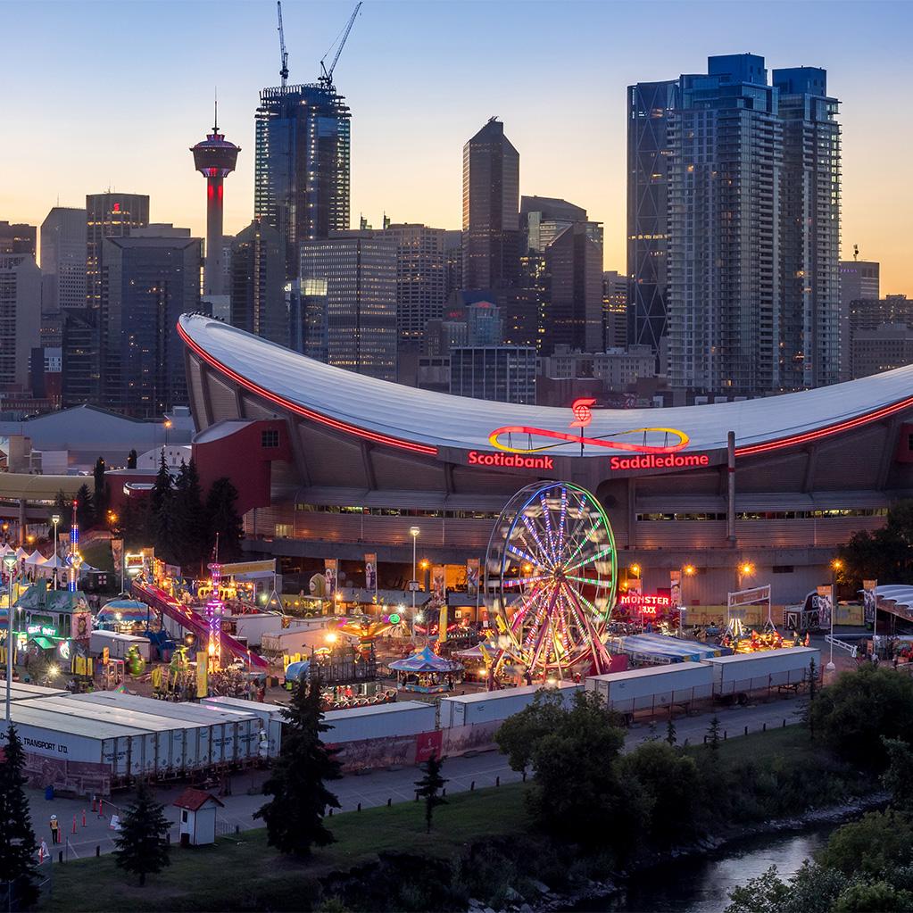 Alberta, Canada Calgary Stampede